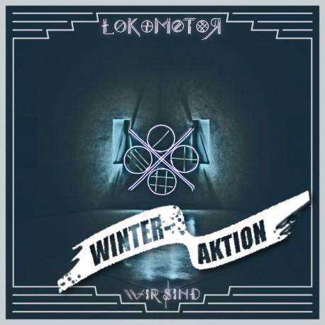 """VORBESTELLUNG: LOKOMOTOR Debütalbum """"Wir sind"""""""