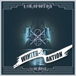 """LOKOMOTOR Debütalbum """"Wir sind"""" auf Vinyl"""